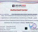 Skill Certificate